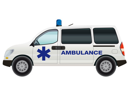 Ambulancier - Ambulance